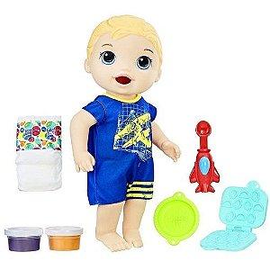 Baby Alive Boneco Meu Primeiro Filho Luke