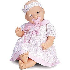 Boneca Baby Roma c/ Tiara (50cm)