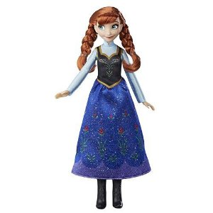 Boneca Clássica - Disney Frozen - Anna
