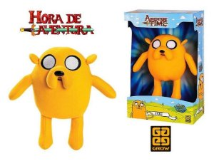 Boneco Vinil Adventure Time - JAKE