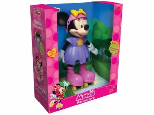 Minnie Patinadora com Som