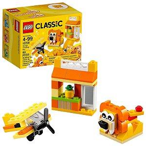 Lego Classic - Caixa de Criatividade (Laranja)