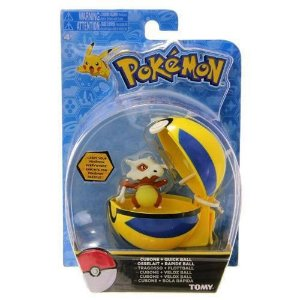 Cubone + Pokebola Quick Ball Pokémon