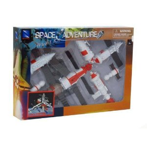 Kit Montar Space Station Space Adventure