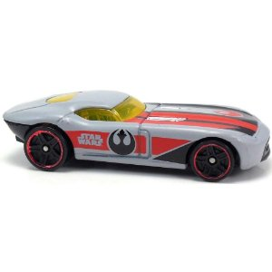 Carrinho Hot Wheels Star Wars Fast Felion