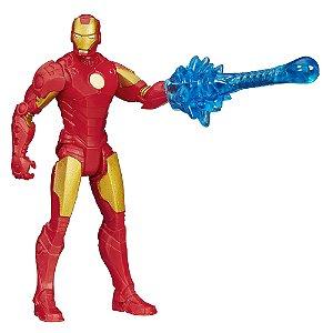 Boneco Avengers ALL STAR - IRON MAN - Hasbro