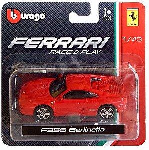 Miniatura Ferrari 1: 43 - F355 BERLINETTA