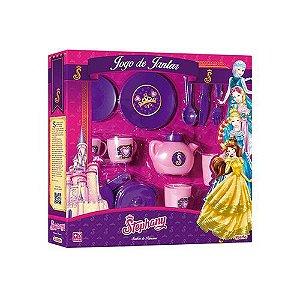 Jogo De Jantar Sonhos De Princesas