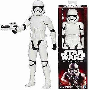 Boneco Star Wars - Stormtrooper 30cm - Articulado
