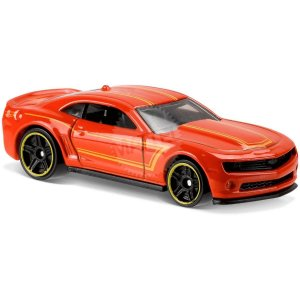 Carrinho Hot Wheels 2013 Chevy Camaro Epecial Edition