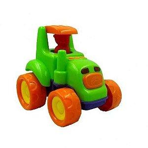 Trator Baby Truck com Som