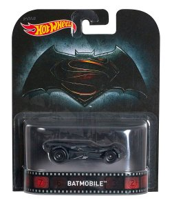 HOT WHEELS Entretenimento  BATMOBILE