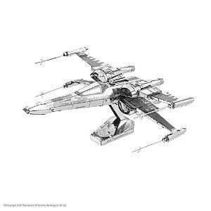 Réplica de Montar - Quebra Cabeça 3D - Star Wars - X-WING STARFIGHTER