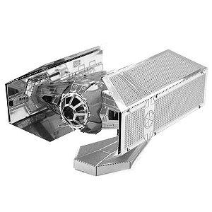 Réplica de Montar - Quebra Cabeça 3D - Star Wars - DARTH VADER'S X1