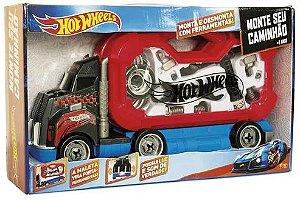 Hot Wheels - Monte seu Caminhão