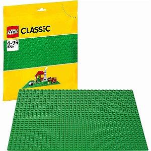 LEGO Classic - Base de Construção Verde - 10700