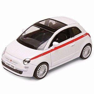 Miniatura em Metal Veículos FIAT 500 DTC