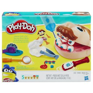 Massinha Play Doh Playset Dentista