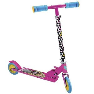Patinete Fabuloso Barbie - 2 rodas - Fun