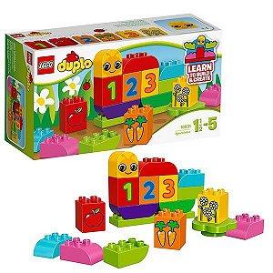 LEGO DUPLO - O Meu Primeiro Caterpilar - Lego 10831