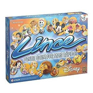 Jogo Lince Personagens Disney
