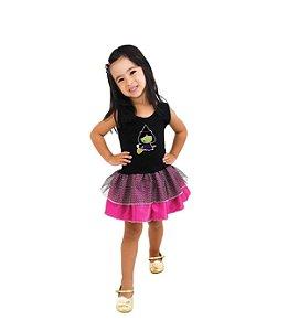 Fantasia Infantil Bruxinha - Brink Model - Haloween