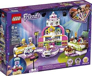 LEGO 41393 - Friends - Concurso De Bolos - 361 peças
