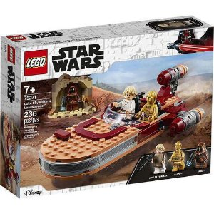 LEGO 75271 Star Wars TM - O Landspeeder de Luke Skywalker - 239 pçs