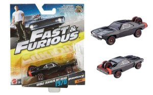 Hot Wheels Velozes e Furiosos - 1970 Dodge Charger Off Road