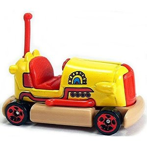 Bump Around - Carrinho - Hot Wheels - The Beatles - Yellow Submarine