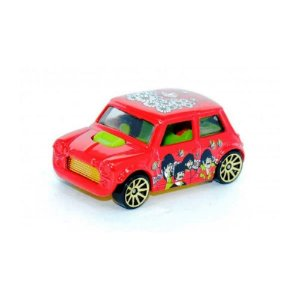 Morris Mini - Carrinho - Hot Wheels - The Beatles - Yellow Submarine