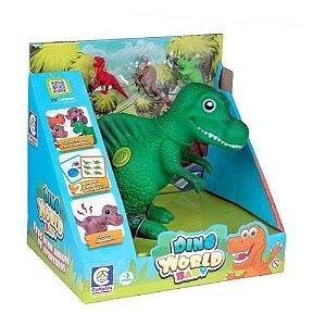 Dinossauro - Dino World Babys Espinossauro com Som