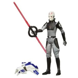 Boneco Star Wars Ep VII THE INQUISITOR Hasbro