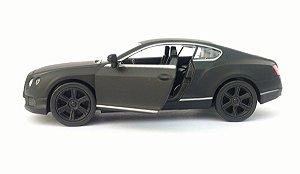 Miniatura em Metal Veículo BENTLEY Continental GT V8