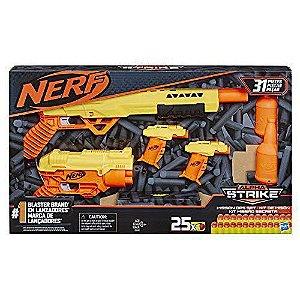 Nerf Alpha Strike Missão Secreta - Hasbro