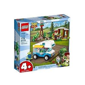 LEGO 10769 Toy Story Férias com Trailer 178 peças