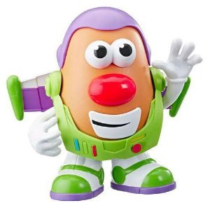 Sr Batata ou Mr. Potato Classic Toy Story 4 Buzz