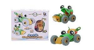 Brinquedo Educativo de Montar Auto Construtores