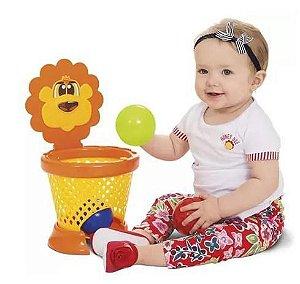 Basketball Baby com Bolinhas