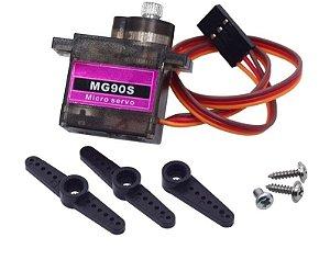 Micro Servo Motor MG90S TowerPro