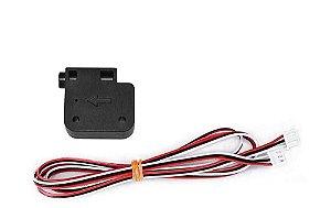 Módulo de detecção de quebra de Filamento para Impressora 3D com cabo 1m