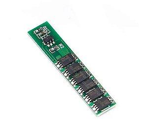 Módulo de Proteção para baterias de Li-Ion 1S