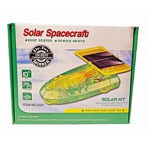 Kit Educacional Experimento Solar - Solar Spacecraft