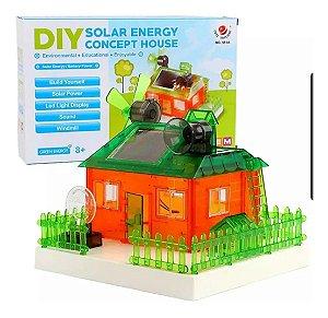 Kit Educacional Experimento Solar - Solar Casa Conceito