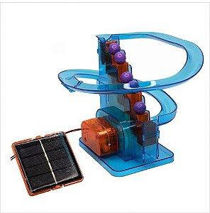Kit experimentos solar - Rooler Coaster