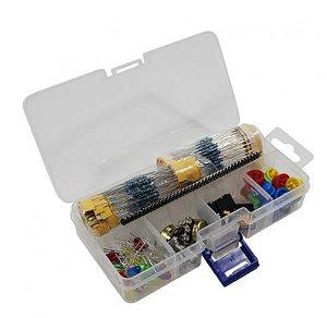 Kit componentes para Arduino e Raspberry Pi - Kit FK2