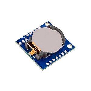 Módulo Relógio Tempo Real RTC DS1307