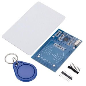 KIT RFID MFRC-522 RC522 RFID + Cartão S50