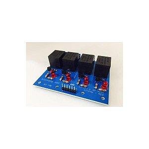 Módulo Relé de 4 Canais 5V 10A - GBK Robotics