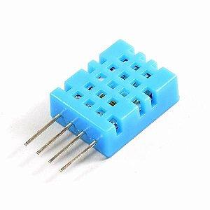 Sensor digital de temperatura e umidade do ar DHT11